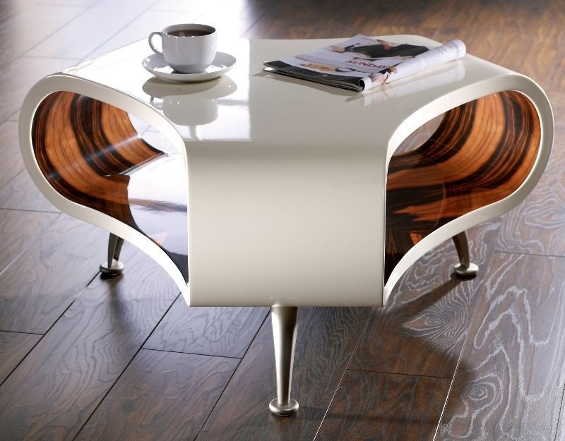Glossy Funky Coffee Table