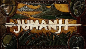 Jumanji 2017 Logo
