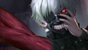 Kaneki Ken For Desktop