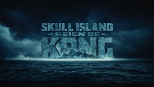 Kong Skull Island Logo