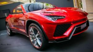 Lamborghini Urus 4K