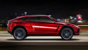 Lamborghini Urus Photos