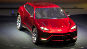 Lamborghini Urus Wallpapers