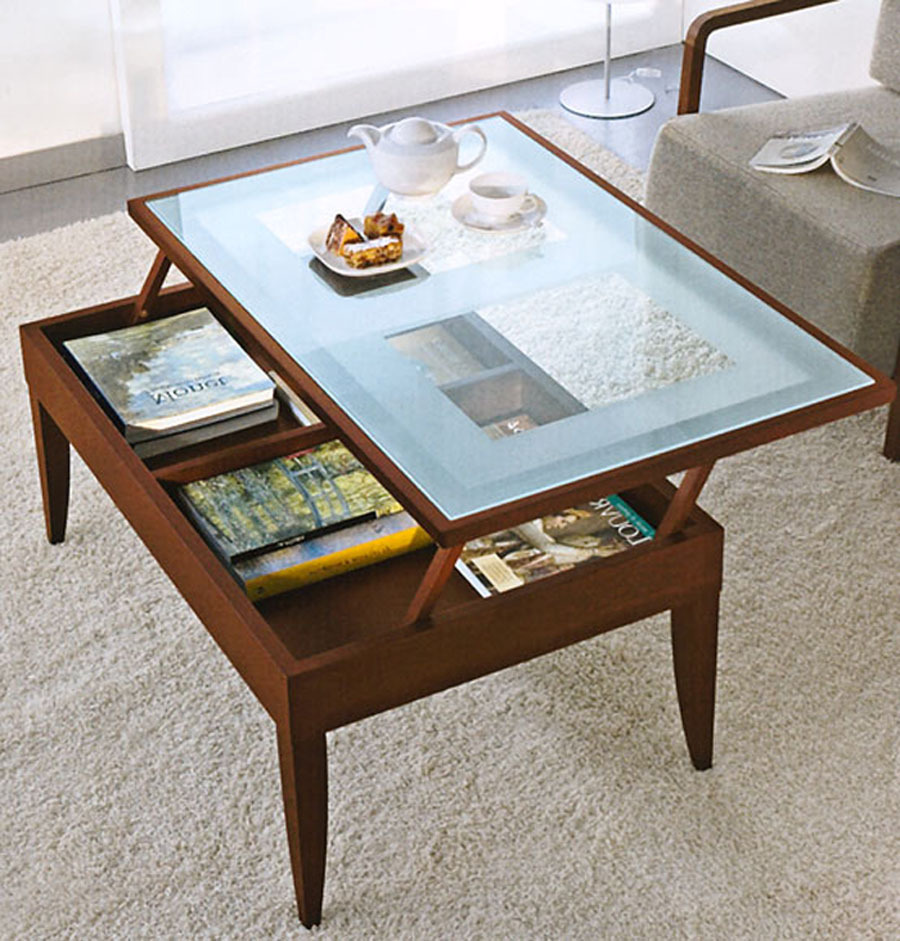 Glass Top Coffee Tables: Lift Top Coffee Tables Design Images Photos Pictures