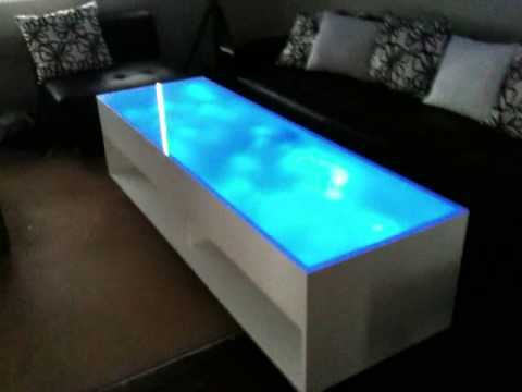 led coffee table design images photos pictures
