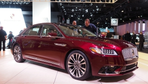 Lincoln Continental 2017 Pictures