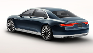 Lincoln Continental 2017 Wallpapers And Backgrounds