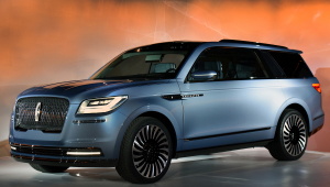 Lincoln Navigator Pictures