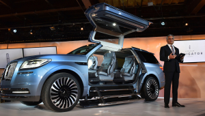 Lincoln Navigator Wallpapers HD