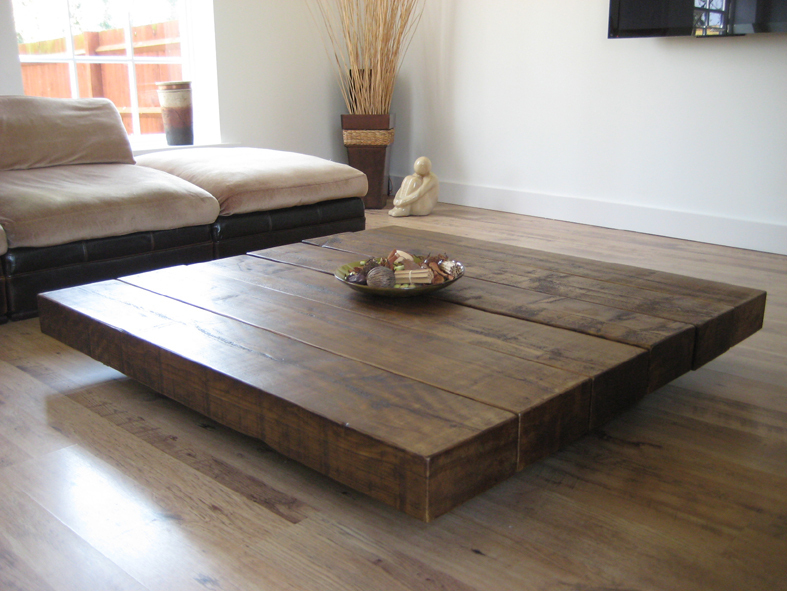 Oversized Coffee Table Design Images Photos Pictures