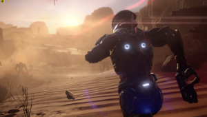 Mass Effect Andromeda High Definition Wallpapers