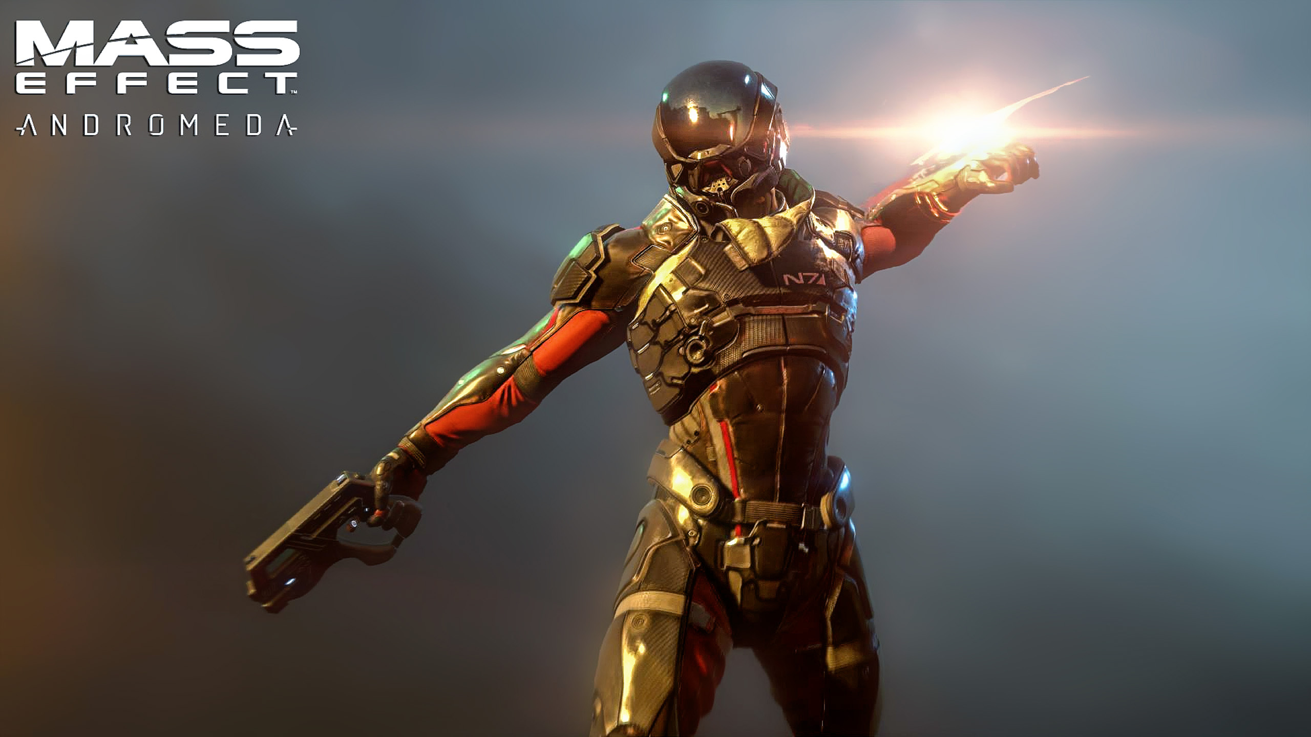 Mass Effect: Andromeda Wallpapers Images Photos Pictures ...