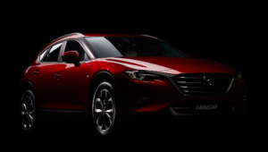 Mazda CX 4 Photos
