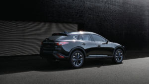 Mazda CX 4 Pictures