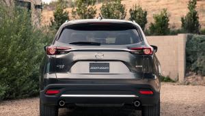 Mazda CX 9 Images