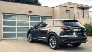 Mazda CX 9 Photos