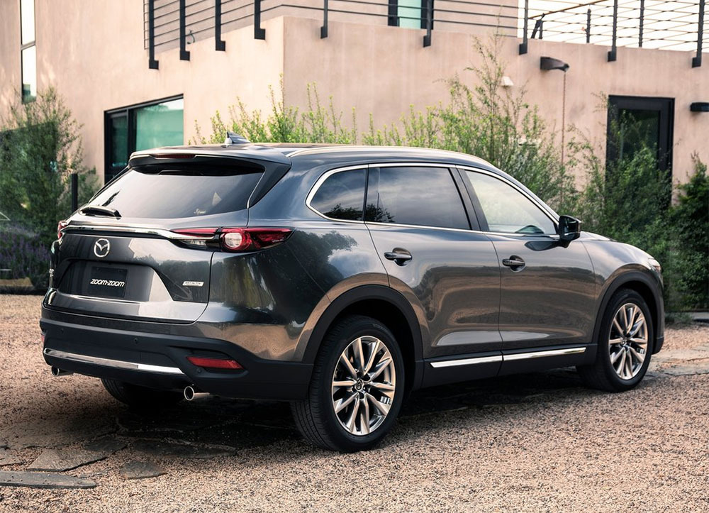 Mazda CX 9 Pictures
