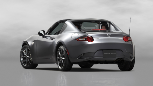 Mazda MX 5 RF Photos