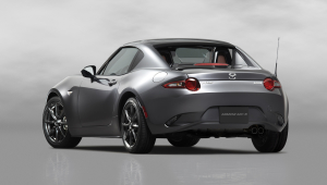 Mazda MX 5 RF Wallpapers