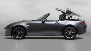 Mazda MX 5 RF Widescreen