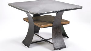 Metal Coffee Table Design