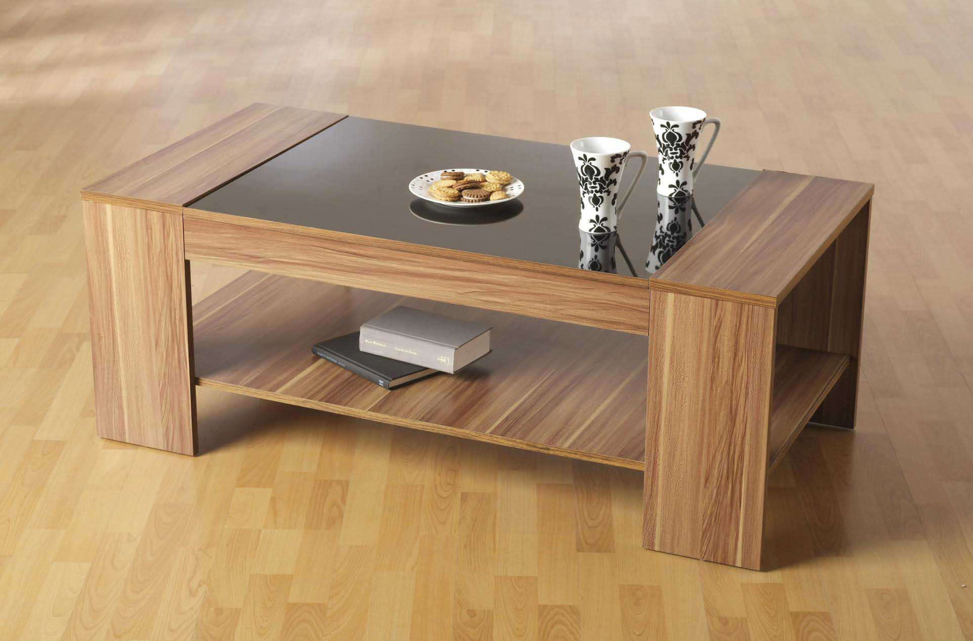 Minimalistic Coffee Table Style