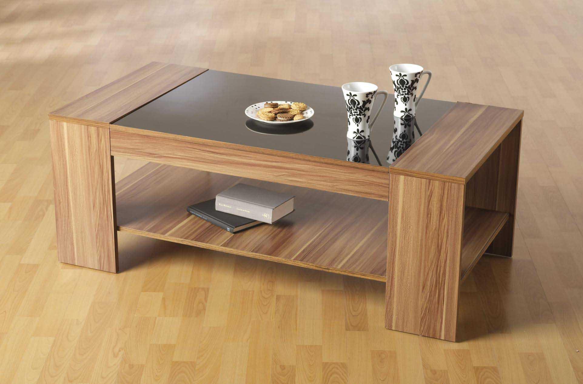 Minimalistic Coffee Table Style