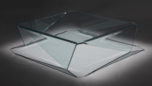 Modern Coffee Table Futuristic Design