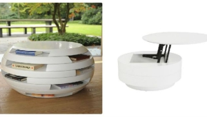 Modern Form Lift Coffeel Table