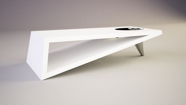Modern Narrow Coffee Table - Narrow Coffee Table Design Images Photos Pictures