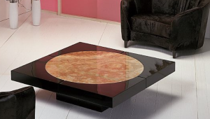 Modern Stone Coffee Table