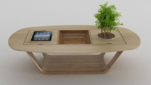Multifunctional Unusual Coffee Table