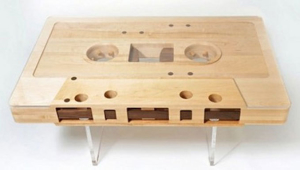 Music Themed Funky Coffee Table