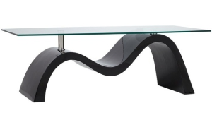 Narrow Coffee Table Futuristic Design