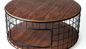 Original Design Round Coffee Table