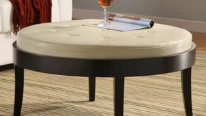 Ottoman Circular Coffee Table