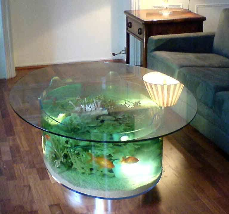 Black Coffee Table Fish Tank: Aquarium Coffee Table Design Images Photos Pictures