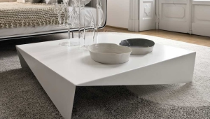 Oversized Coffee Table Design