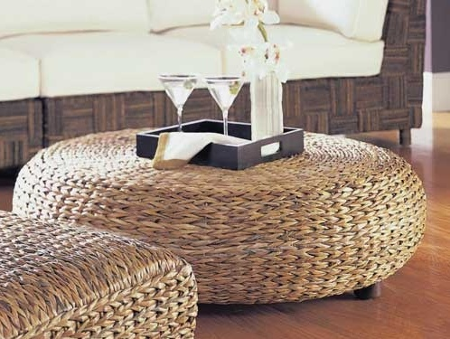 The Unique Rattan Coffee Table Rattan Coffee Table With Stools Oversized Rattan Coffee Table