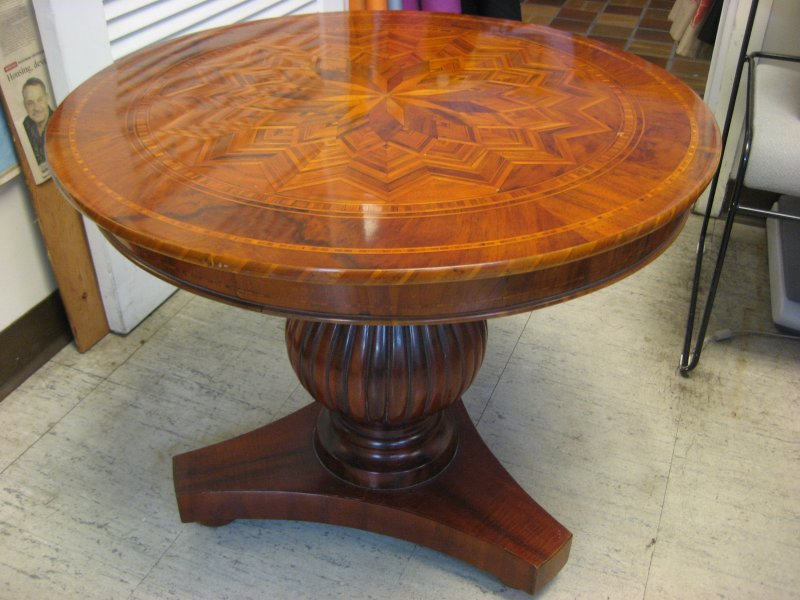 Pedestal Coffee Table Design Images Photos Pictures