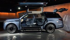 Pictures Of Lincoln Navigator