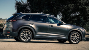 Pictures Of Mazda CX 9