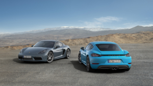 Porsche 718 Cayman Wallpapers HD
