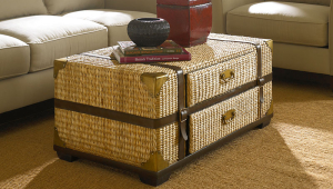 Pretty Trunk Coffee Table