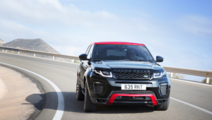 Range Rover Evoque 2017 High Definition Wallpapers