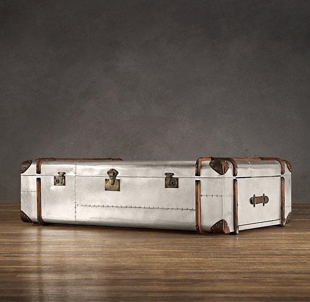 Restoration Hardware Coffee Table Design Images Photos