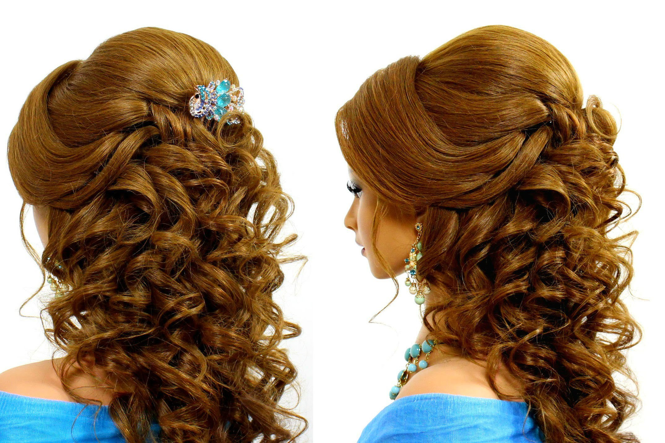Beautiful Wedding Hairstyle For Long Hair Perfect For Any: Wedding Hairstyles For Long Hair Images Photos Pictures