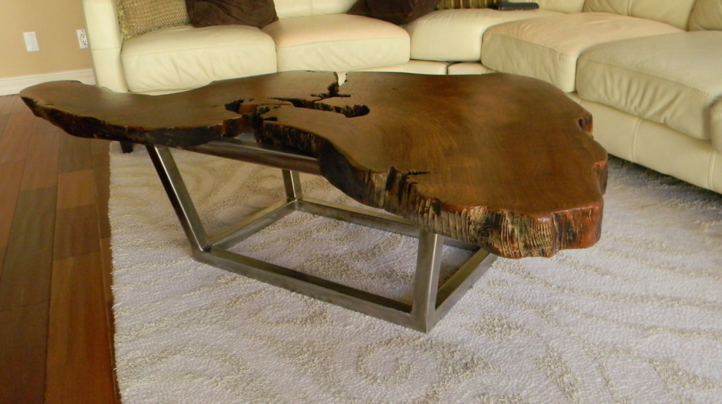 Rustic Coffee Table