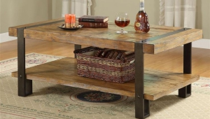 Rustic Coffee Tables Galore