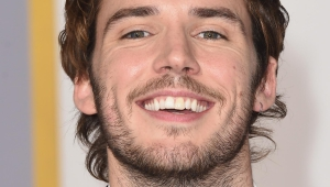 Sam Claflin High Quality Wallpapers For Iphone